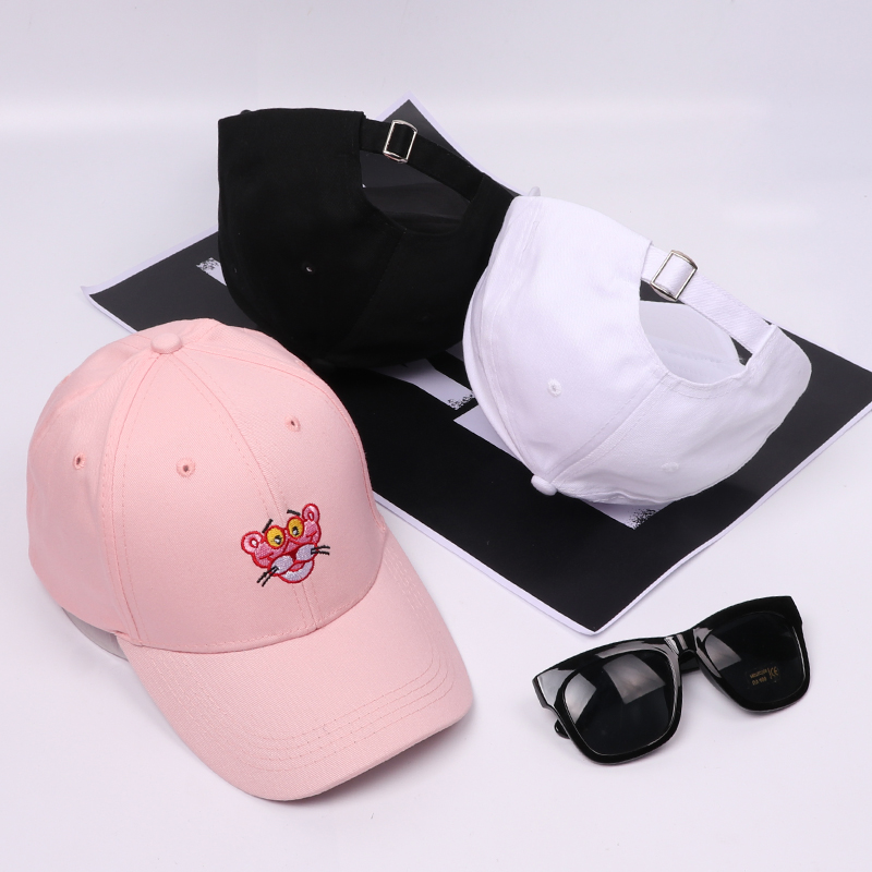 6e0b784cb47 New Fashion Pink Panther Baseball Cap Snapback Hat Cap For Men Women Dad Hat  Hip Hop Hat Bone Adjustable Casquette-in Baseball Caps from Apparel  Accessories ...