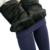 6 Cores Calças Estribo Leggins Cintura Alta de 2016 Algodão Sólida Fino Colorido Algodão Grossas de Inverno Leggings Moda feminina