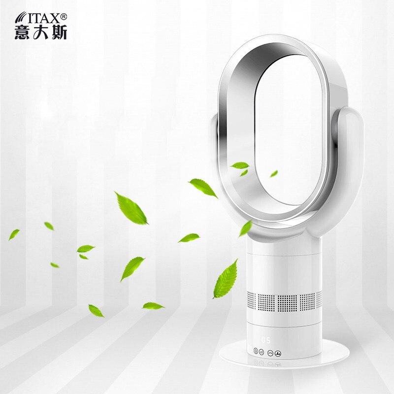 Ventilateur sans feuilles créatif maison ultra-silencieux smart télécommande électrique ventilateur secouant la tête air circulation climatiseur S-X-1155A