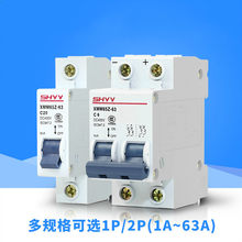 Supplies Current Special-purpose Light Voltaic Cell Atmosphere Switch Direct Circuit Breaker DZ47 with Mini 10A 16A 25A 32A 63A(China)