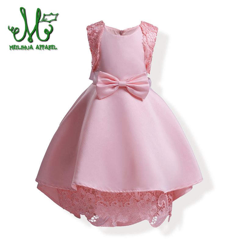 81aaa5cb8 Princess Dresses Formal Wedding Party Dress Kids Girl Birthday Ball ...