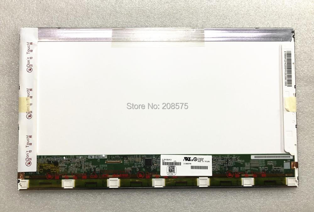 Free Shipping CLAA156WA12 B156XTN01.0 B156XTN02.6 LP156WH4-TPA1 Laptop Lcd Screen 1366*768 EDP 30 PINS vga hdmi lcd controller board for lp156wh4 tpa1 lp156wh4 tpp1 lp156wh4 tpp2 15 6 inch edp 30 pins 1 lane 1366x768