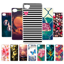 3D DIY Soft Painted Case For Sony Xperia Z5 Compact Mini Z5mini Silicone Back Fundas Coque Housing