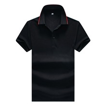 Sale Men Polo Shirt 2019 Summer Business Casual Breathable Black White Short Sleeve Plus Size XXXL 100% Cotton camisa polo homme цена
