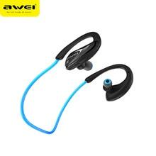 Awei A880BL Wireless Sports Earphones headphone Bluetooth V4.0 Earhook headset For iphone 7 plus samsung xiaomi huawei