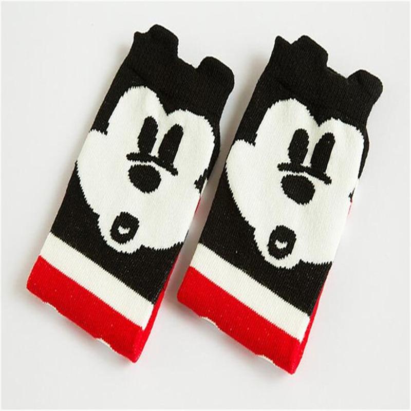 Baby Girl Socks Kids Knee High Socks For Girls Boys Football Stripes Cotton Sports School Style Socks