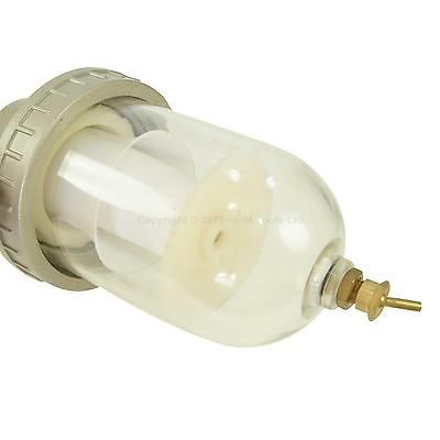 214211 1//2 Separador Filtro de Agua Linea de Compresion de Aire Gran Volumen