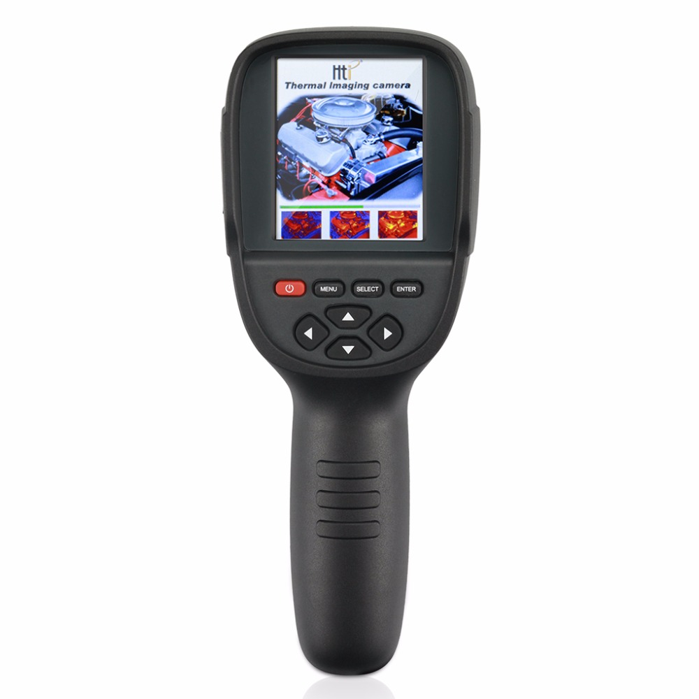 2019 New Realeased Infrared Thermometer Handheld Thermal Imaging Camera HT 18 font b Portable b font