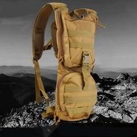 600D TPU Hump tactical outdoor 3P double shoulder water bag