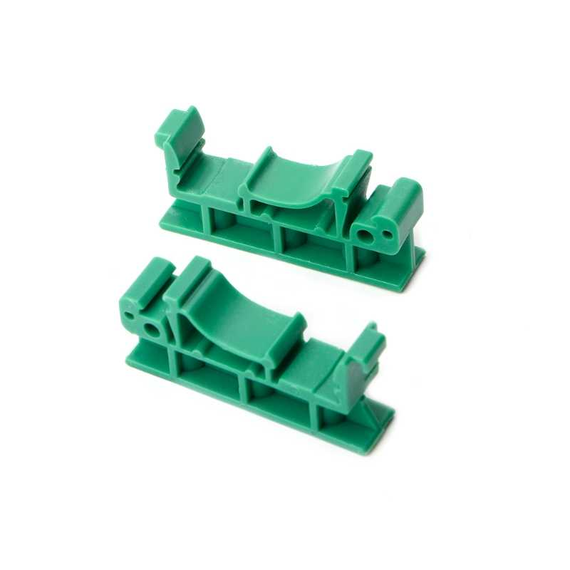 PCB 35Mm DIN Rel Pemasangan Adaptor Papan Sirkuit Bracket Pemegang Carrier Klip