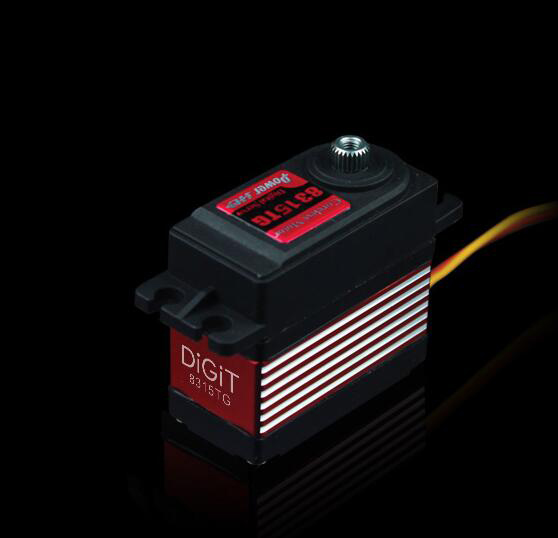 ФОТО Power HD 8315TG 16KG Large torque digital servo with metal gears for RC Monster truck