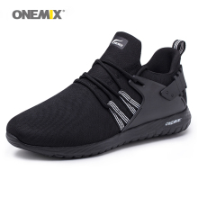 Фотография New Onemix Running Shoes for men Sneakers for women Cushioning DMX lightweight sneakers for outdoor walking trekking shoes
