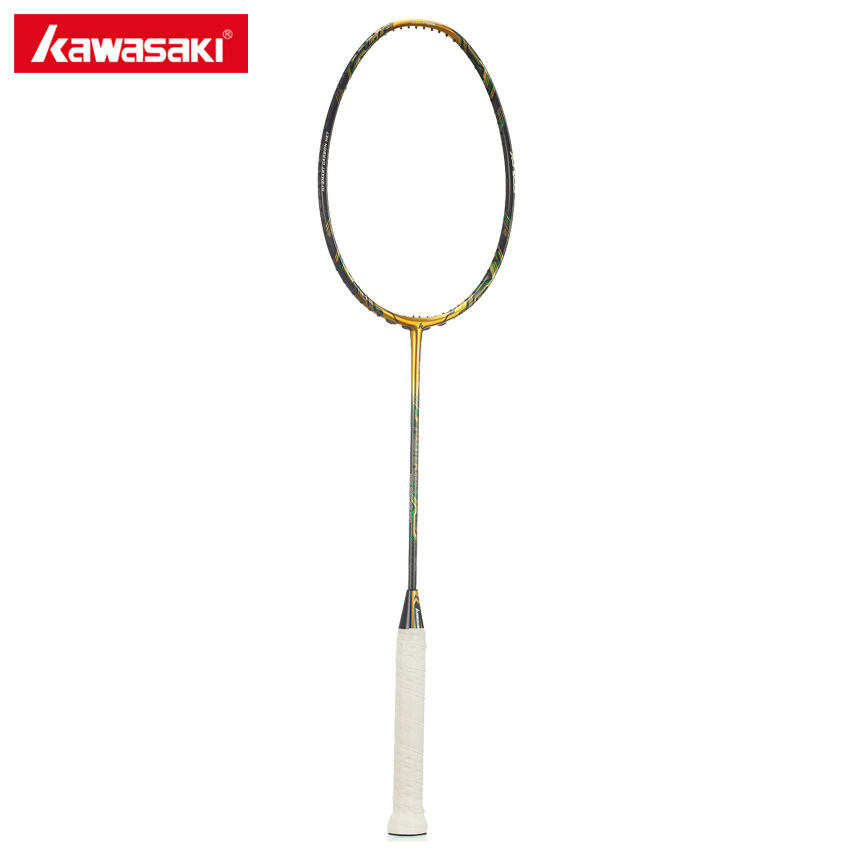 Kawasaki Master 800II Badminton Racket 3U 5 Stars 46T 3 IN 1 Box Type Frame with