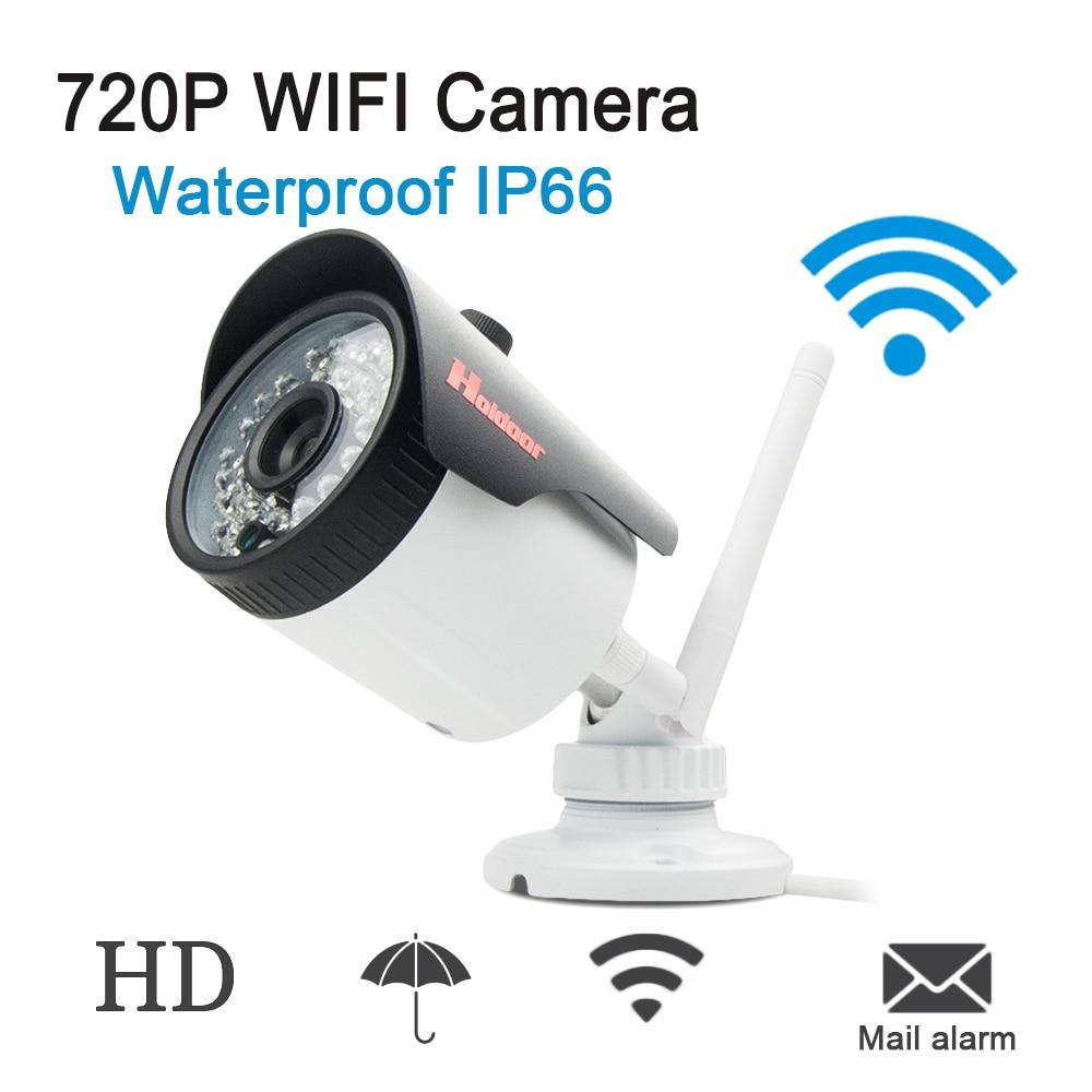 ФОТО FTP Motion Detection 802.11b/g Security Camera IP Wireless HD 1.0MP 720P Surveillance IP Cam IR-CUT Night Vision Waterproof IP66
