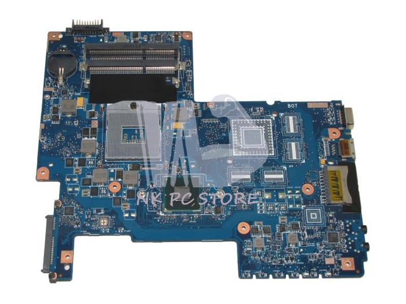 H000033480 Main Board For Toshiba Salellite C675 C670 Laptop Motherboard HM65 GMA HD DDR3 original c670 c675 motherboard h000033480 bs r tk r main board 08na 0na1j00 50