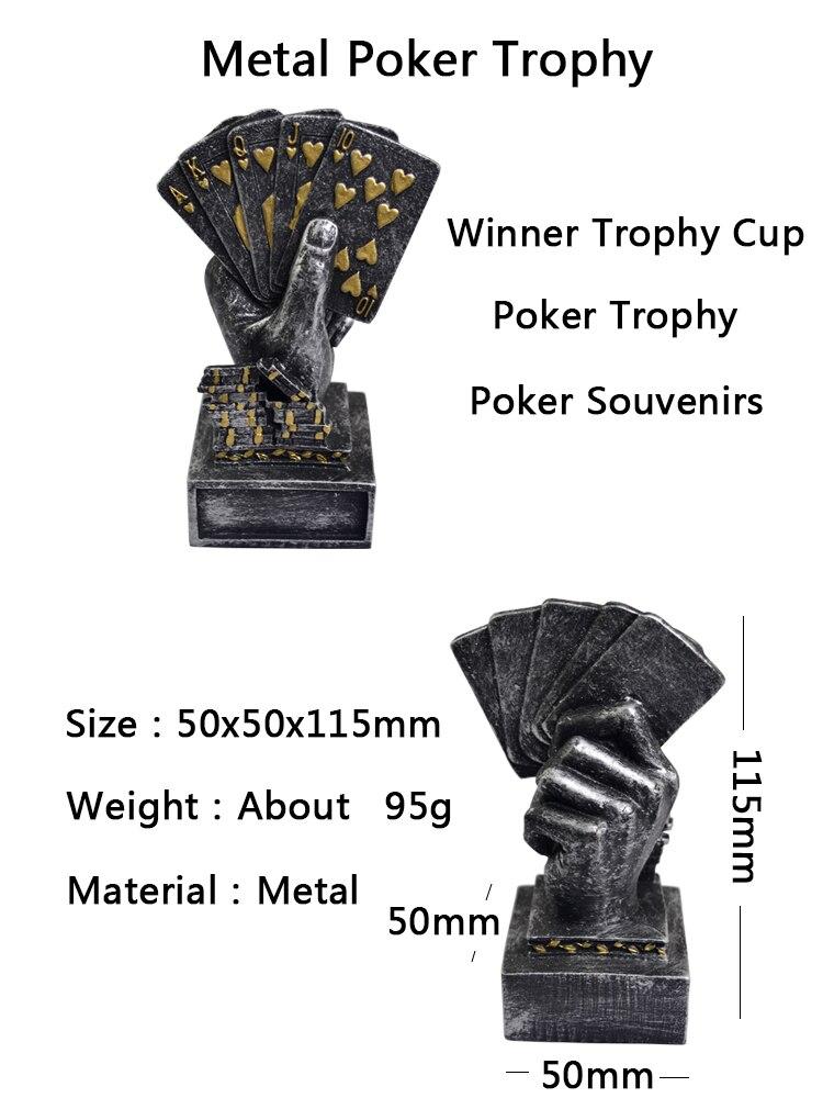 troféu copo poker troféu jogo de poker