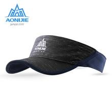 AONIJIE E4080 летний солнцезащитный козырек, кепка, шапка для спорта, пляжа, гольфа, рыбалки, марафона с регулируемым ремешком, анти-УФ, быстросохнущая, легкая
