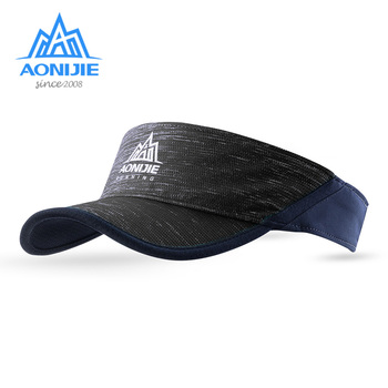 AONIJIE E4080 Summer Sun Visor Cap Hat Adjustable Strap Anti UV Quick Dry Lightweight
