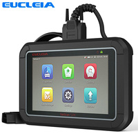 EUCLEIA S7C OBD2 Scanner Full System ODB2 Car Diagnostic Tool ABS EPB SAS DPF Oil Service Reset OBD2 Automotive Scanner
