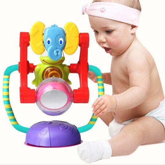 font b Baby b font Toys 0 12 Months Brinquedos Para Bebe Wheel Rattles Bebek