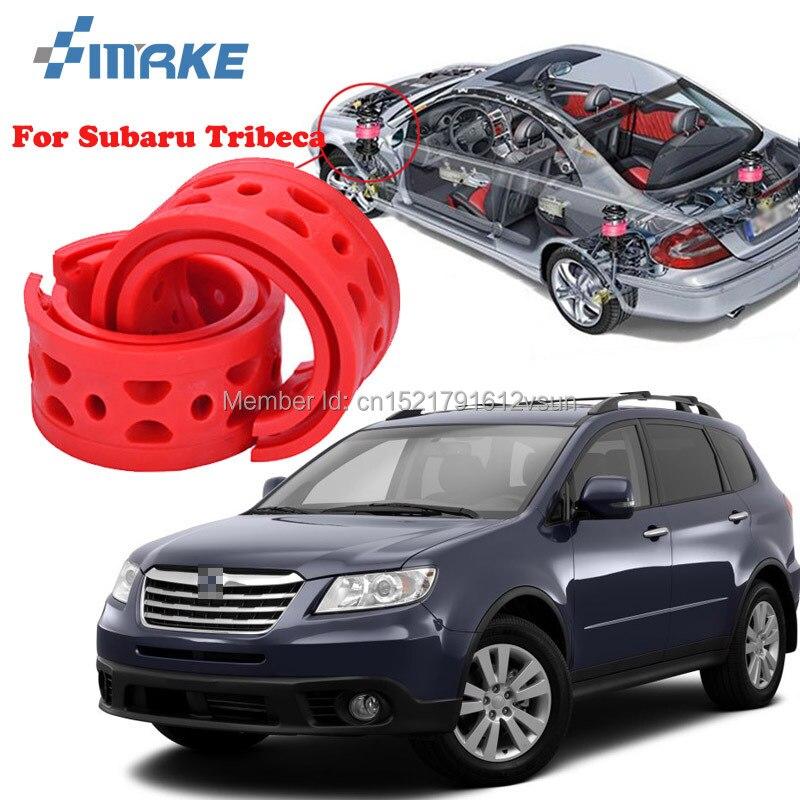 SmRKE For Subaru Tribeca High-quality Front /Rear Car Auto Shock Absorber Spring Bumper Power Cushion Buffer