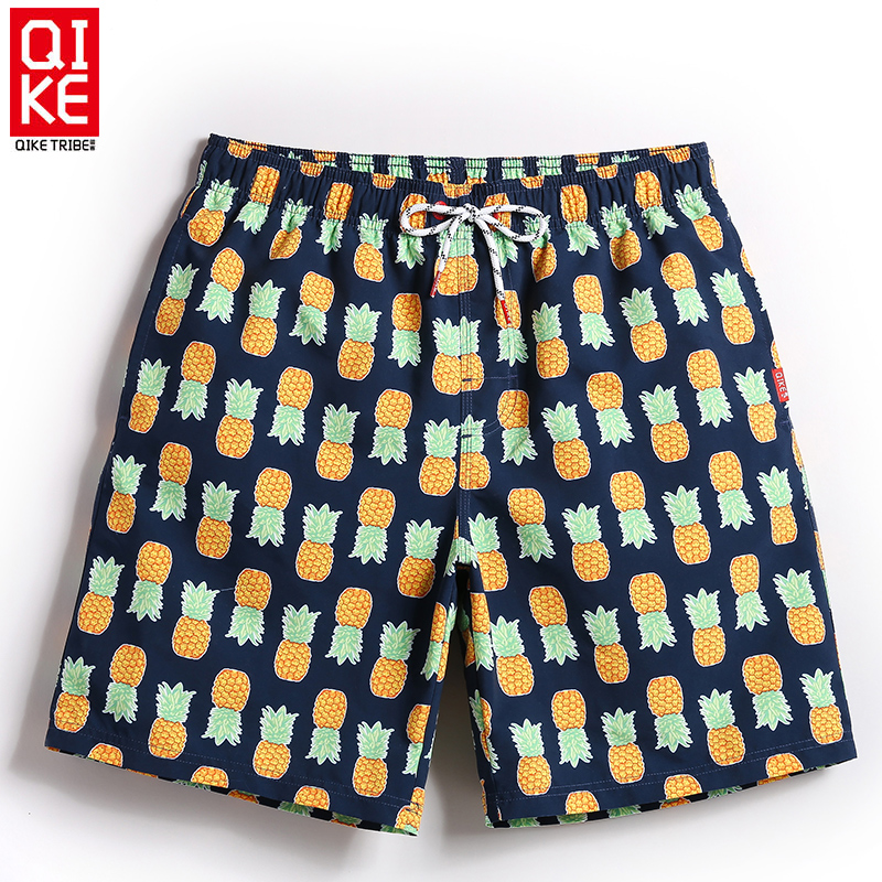 Board     shorts   men lined swimwear beach surfing   shorts   drawstring quick dry swimming trunks sweat running   shorts   joggers praia