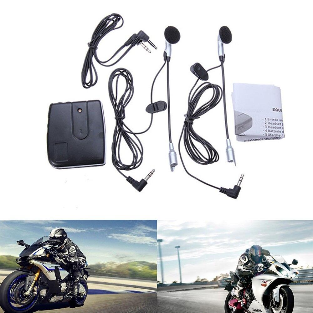 GPS MP3 Moto Helmet Headset Modified Motorcycle Helmet Intercom Headphones Accessories Motor Travel Supplies