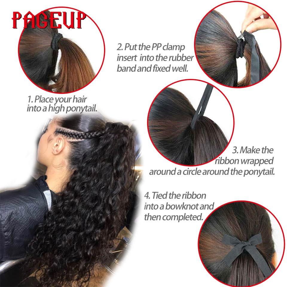 pageup longa sintetica peruca afro curly cordao 02