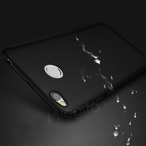 Image 2 - Funda de silicona para Xiaomi Redmi 4X, carcasa suave equipada de TPU con superficie mate a prueba de golpes para Xiaomi Redmi 4X