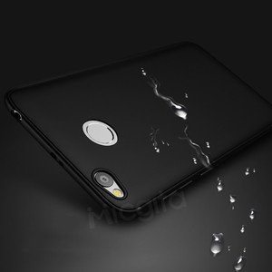 Image 2 - Silikon Fall Für Xiaomi Redmi 4X Stoßfest Matt Oberfläche Weiche TPU Einbau Abdeckung Für Xiaomi Redmi 4X Fall Anti fingerprint