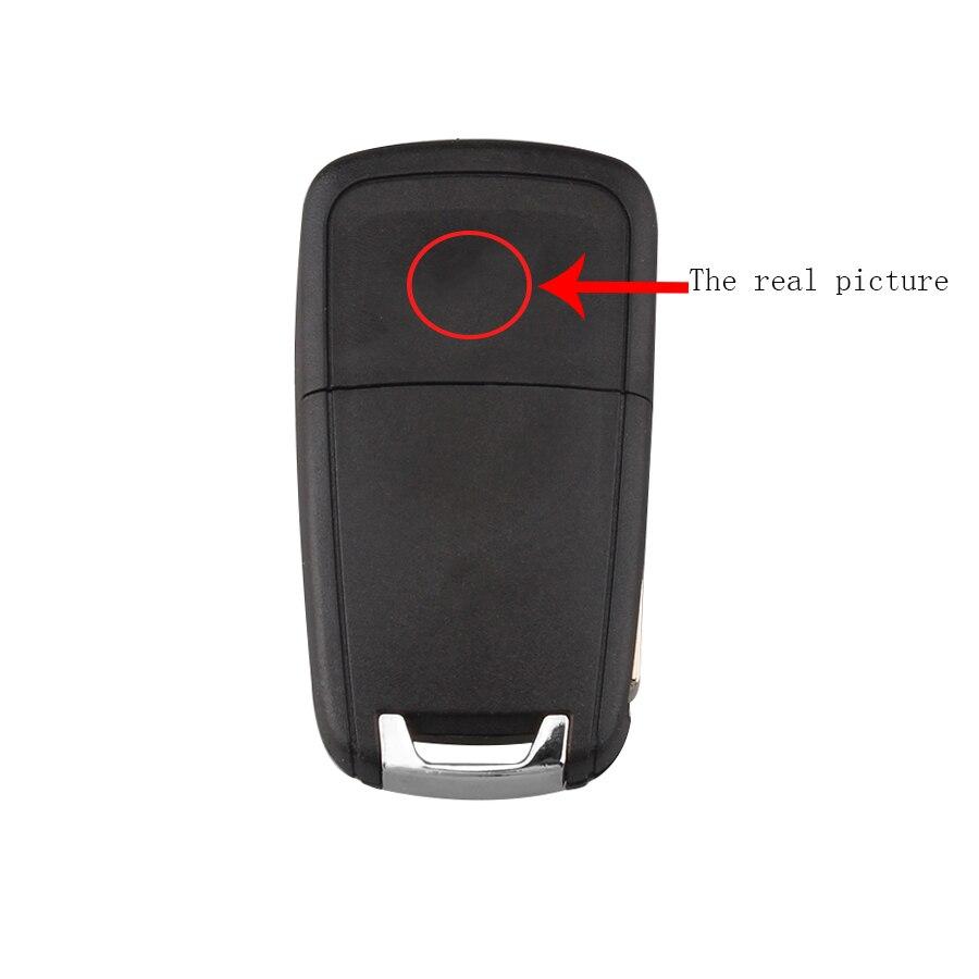 GORBIN 2Buttons 433Mhz Remote key Fob For Opel Vauxhall Astra J Corsa E Insignia Zafira C 2009 2010 2011 2012 2013 2014 2015 key