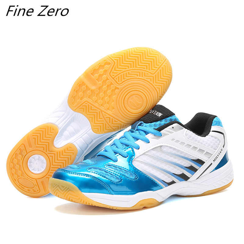 Original Men Badminton Shoes Male Comfortable Training Breathable Anti-Slippery Sneakers Fitness Sport Shoes For Lovers Trainers