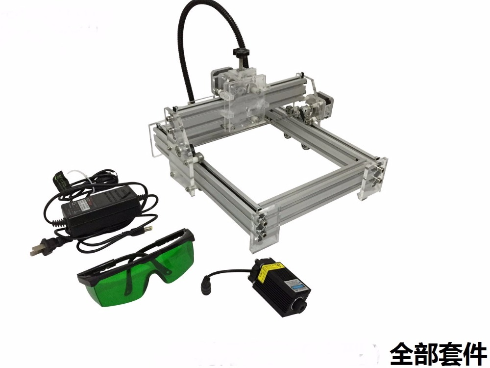 7000MW DIY Portable Laser Engraving Machine For Wood