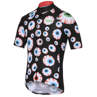 2018 New Men s Stolen Goat Cycling Jersey Shirts Short Sleeve Funny Graphic  Retro Bicycle MTB Bike d8b557129