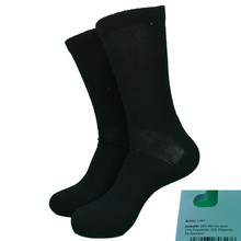 2 пары, черные носки из мериносовой шерсти для активных прогулок, мужские носки, женские носки