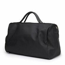 Водонепроницаемый нейлон Оксфорд Дорожная сумка ручной клади Сумка мужчин/женщин duffel сумки Дорожная сумка большая емкость выходные сумка