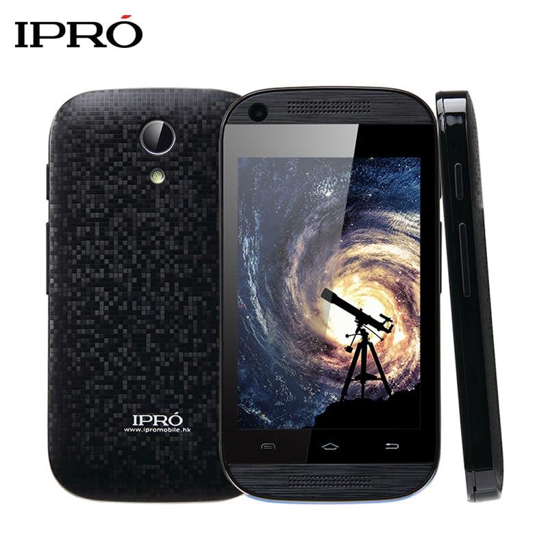 Ipro Original MTK 6571 3.5 Pulgadas Android 4.4 Smartphone RAM 512 M ROM 4G Dual