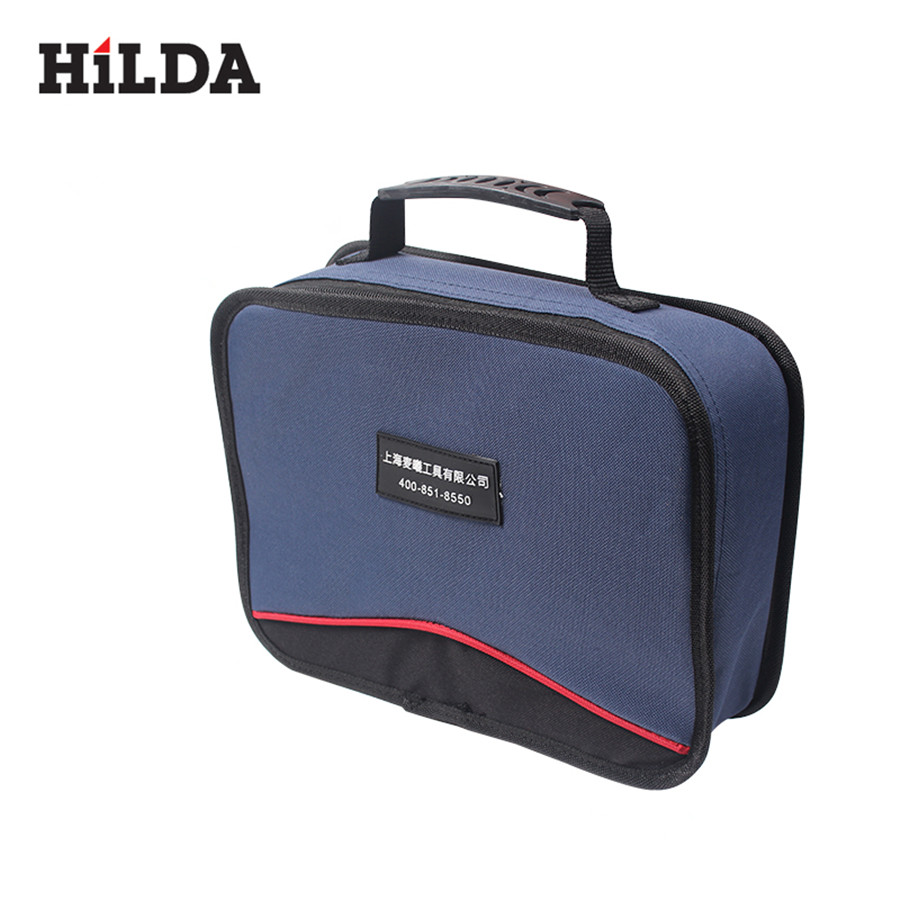 HILDA Storage bag For Dremel Tools 5 Layer Waterproof Home Tools Bags Electric Tools Bags Power Tools Accessories ballistic nylon tools bag for tools storage 280x245x180mm