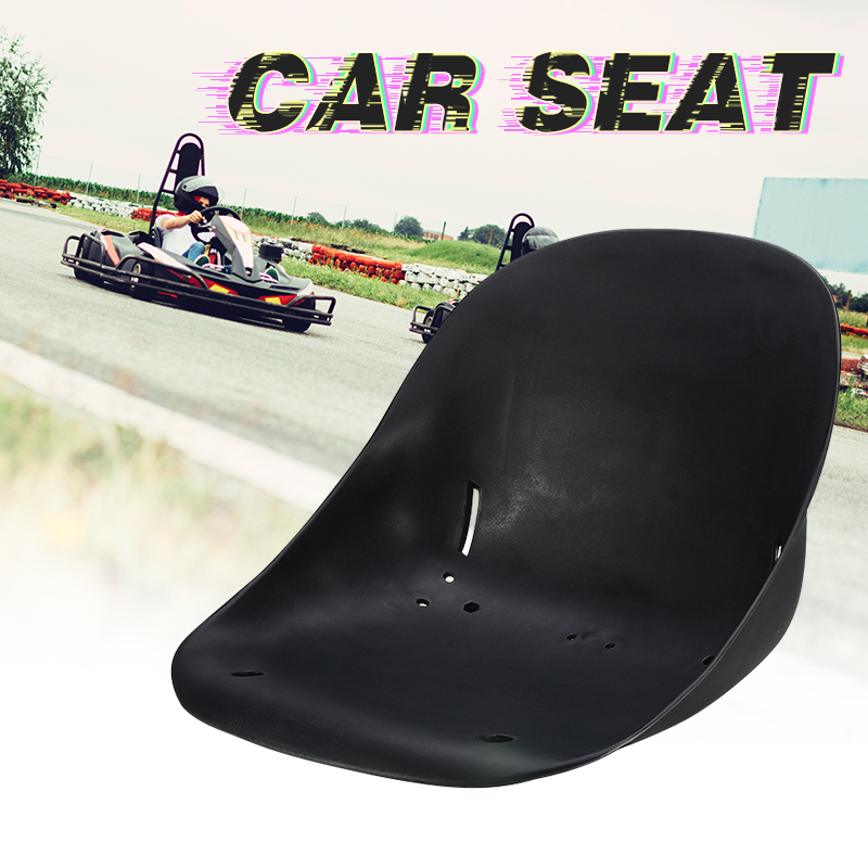 Drift Trike Racing Go Kart Buggy Car Seat Saddle Black Plastic Replacement Parts For HUFFY SLIDER