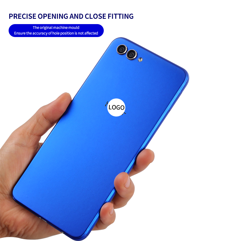 Ice Surface For Huawei P10 P20 Case Back Film Thin Screen Protector Protective Cover Stickers Color Paster Rear Decorative Film in Phone Screen Protectors from Cellphones Telecommunications