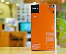 Yeni SONY SEL70200G FE 70-200mm F4 f/4.0G OSS Lens