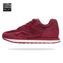 Bmai hombre marca profesional running zapatos con cordones zapatos netos respirables mujer shoestrainers deportes masculinos amantes de las zapatillas de deporte al aire libre
