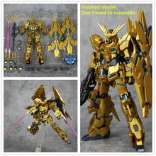 Baofeng Model Robot Spirits RX-0 Unicorn Mecha 03 Phenex Gundam Finished model DB015(China)