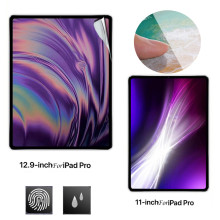 4Pcs HD Protector Film For iPad PRO Ultra Clear PET HD Soft Film Scree
