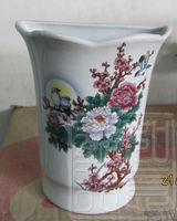 Jingdezhen porcelain of jingdezhen ceramics The vase type hanging vases, flower receptacle