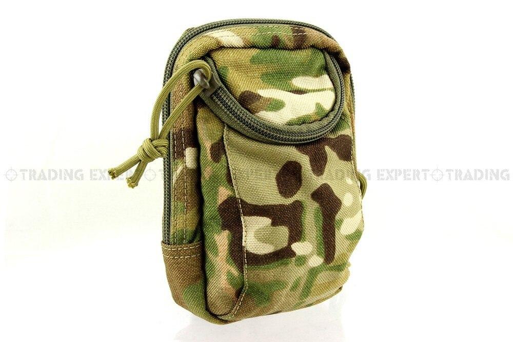tactical molle magazine pouch WinForce Cordura 1000D EDC digital camera MOLLE bag (Multicam) bd5959