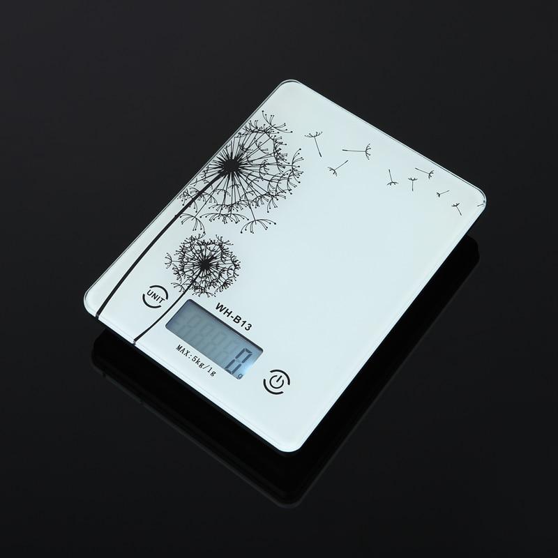 5kg 1g háztartási elektronikus konyhai mérleg postai digitális - Mérőműszerek - Fénykép 3