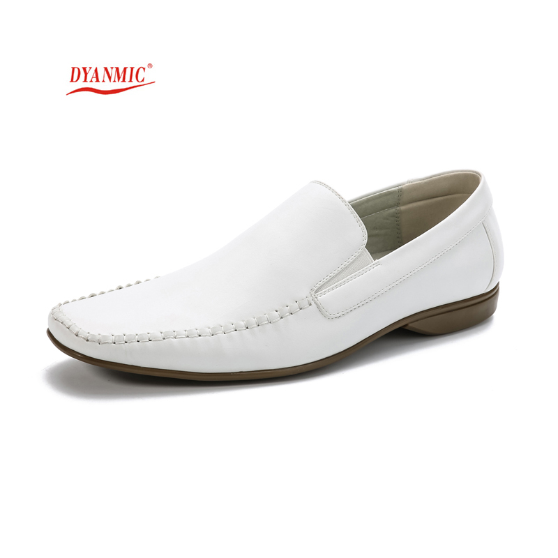 Men White Dress font b Shoes b font Spring New DYANMIC font b Men s b