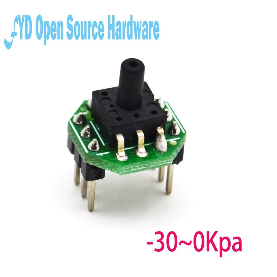 1pcs XGZP6847 -30~0KPa pressure sensor transmitter module 0.5-4.5V1pcs XGZP6847 -30~0KPa pressure sensor transmitter module 0.5-4.5V