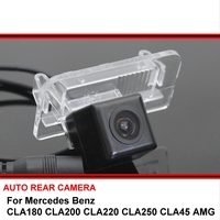 For Mercedes Benz MB CLA180 CLA200 CLA220 CLA250 CLA45 AMG Night Vision Car Reverse Backup Parking Rear View Camera HD CCD SONY